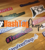 hashtag props