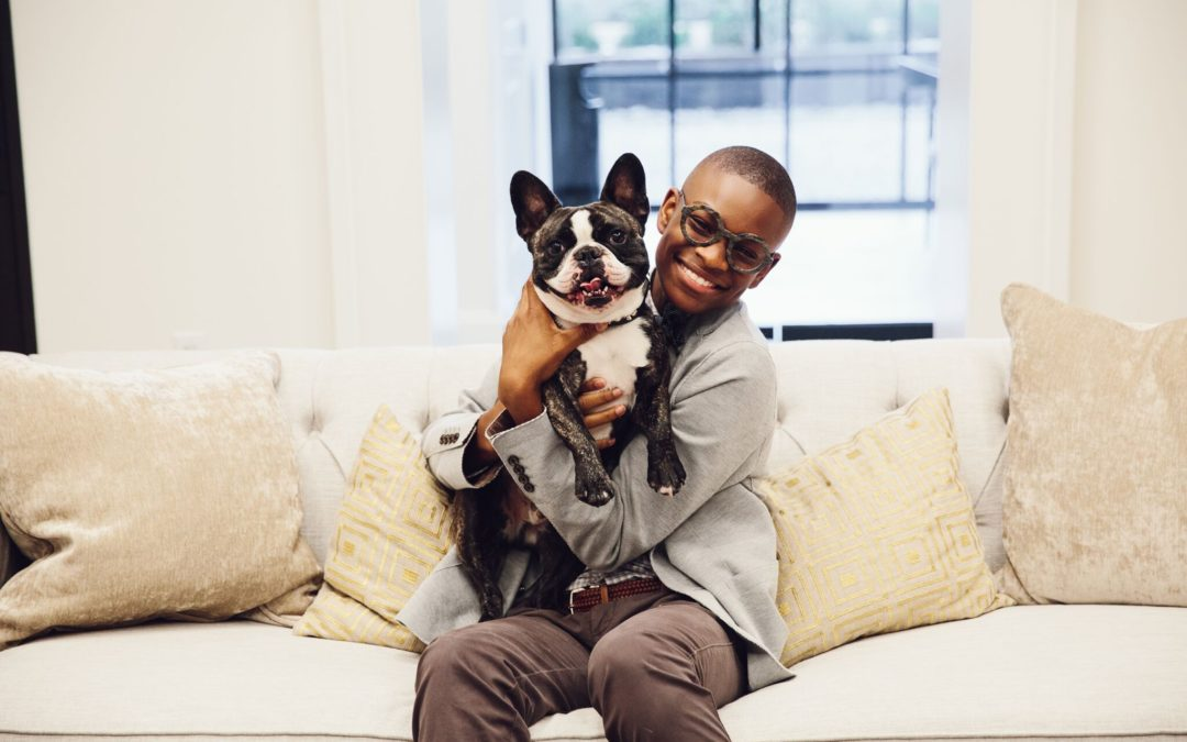 Black Enterprise's Teenpreneur of the Year, Moziah Bridges, Lands NBA Mega Deal