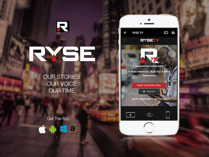 Introducing RYSE: The Multicultural VOD Network [VIDEO]