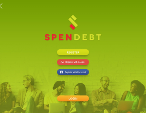 SpenDebt Login