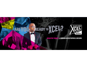 Join Black Enterprise at Black Men XCEL!
