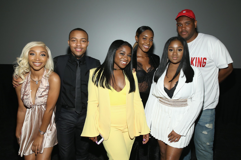 WE tv's Growing Up Hip Hop Atlanta Premiere Screening Event