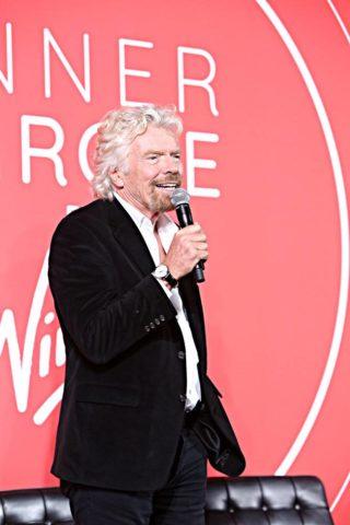 Sir Richard Branson (Image: Facebook/Virgin Mobile USA)