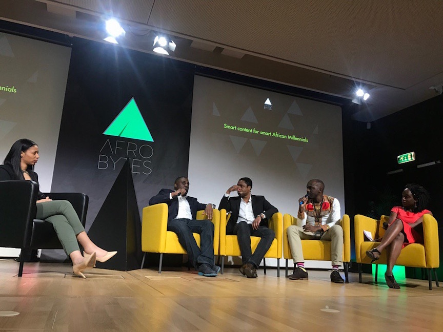 African Tech Conference Makes a Large Splash in Paris