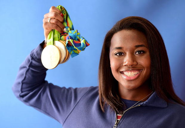 Gold Medalist Simone Manuel Offers Advice on Swimming and Life