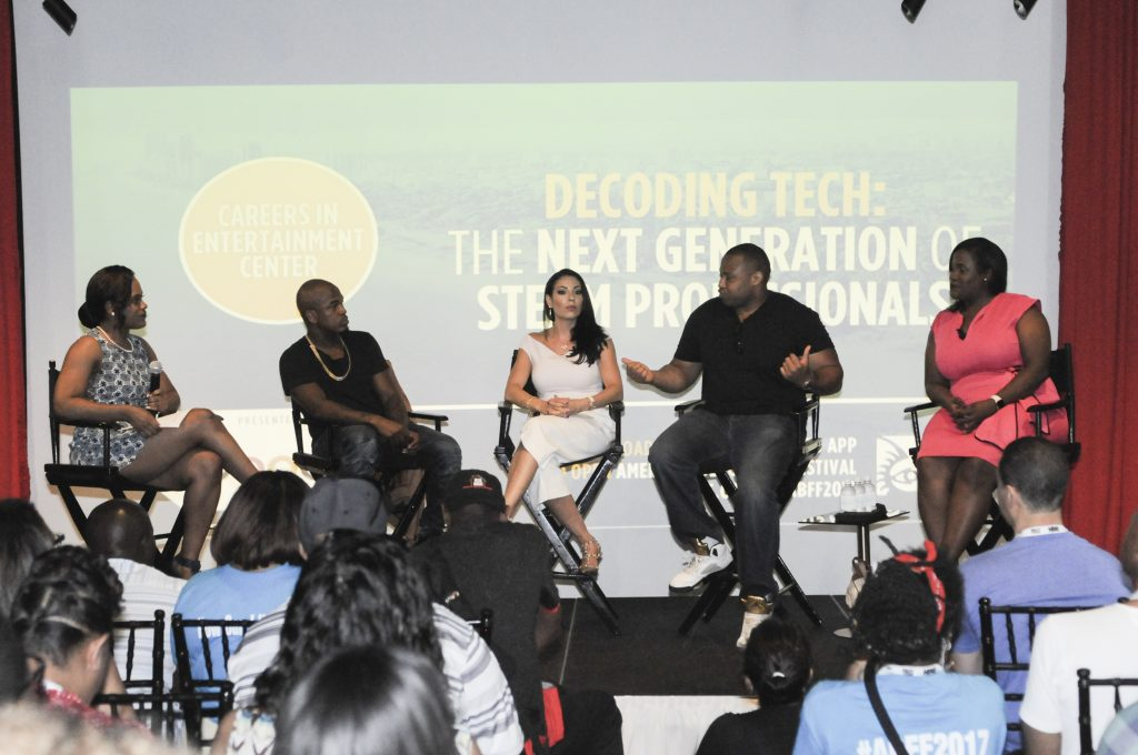 A Recap of Google's ABFF Panel: Ne-Yo and Others Discuss the