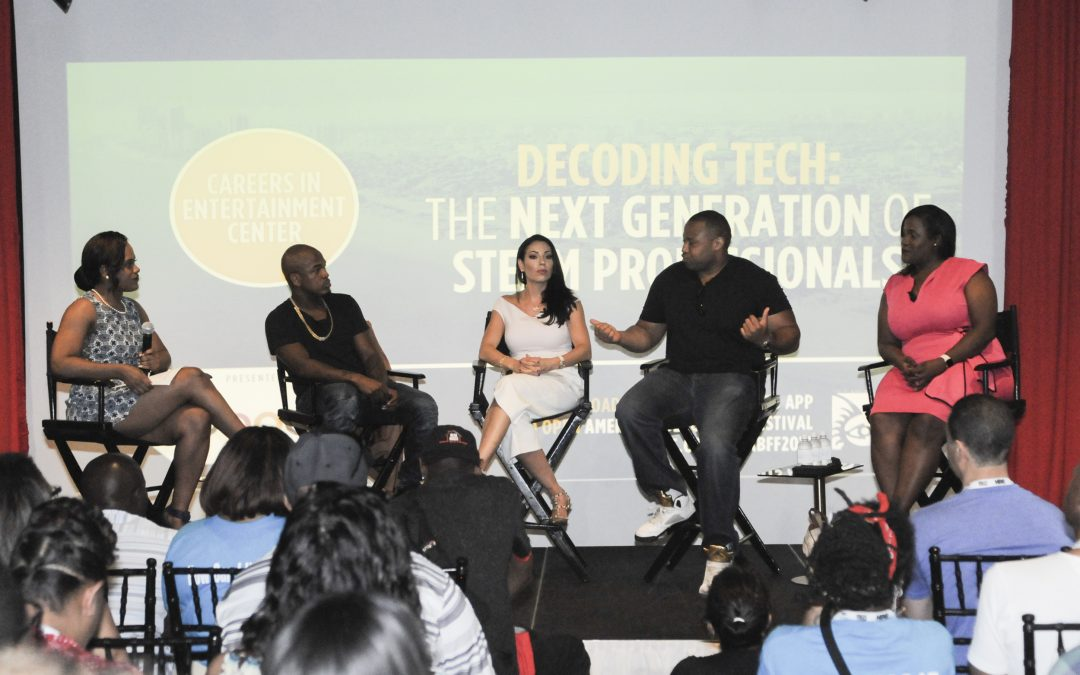 Ne-Yo Discusses the Fine Line Between Tech and Entertainment