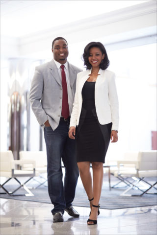 James Jones Jr, Esq. and Kristina Jones