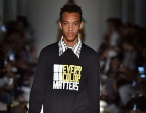 High-Fashion Brand Unapologetically Appropriates #BlackLivesMatter