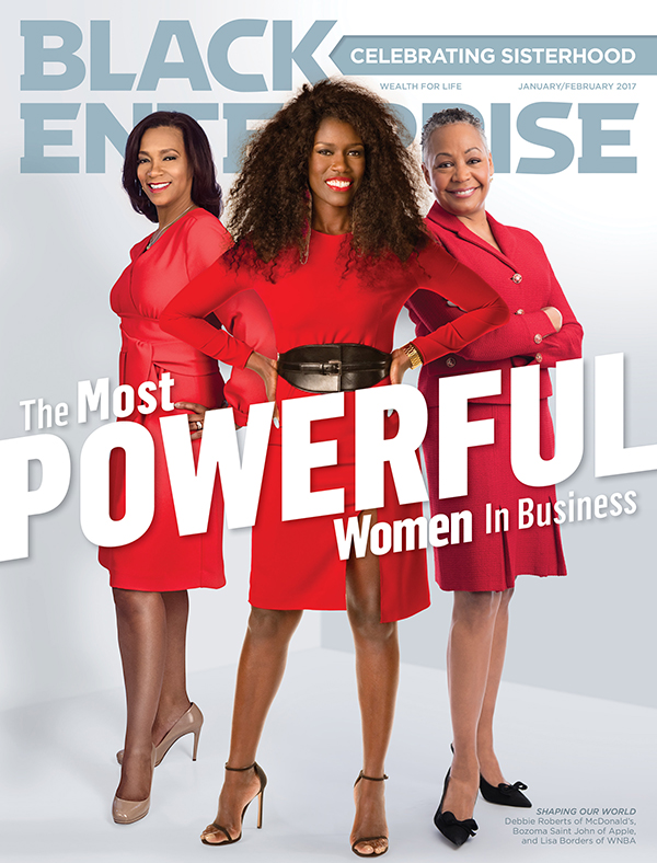 Black Enterprise magazine January/February 2017 issue