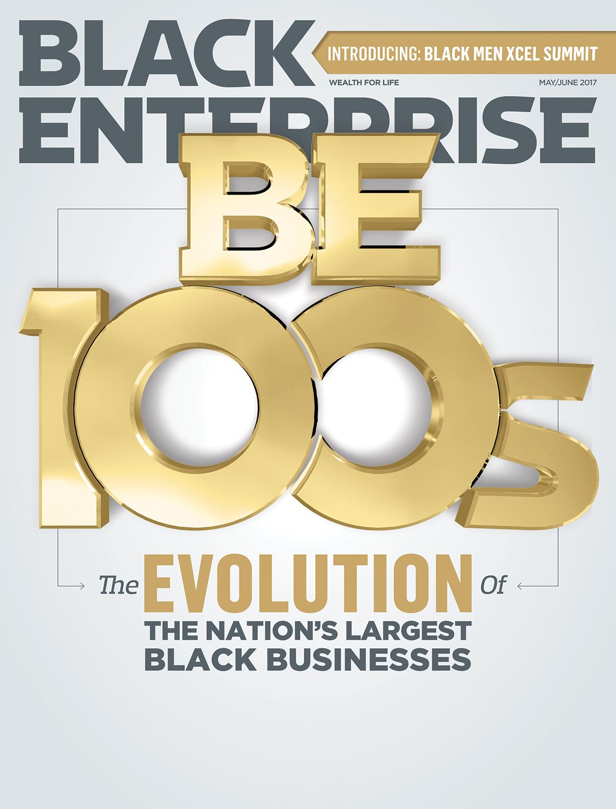 Black Enterprise magazine May/June 2017 issue