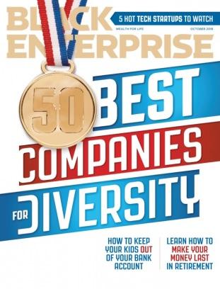 Black Enterprise magazine October 2016 issue