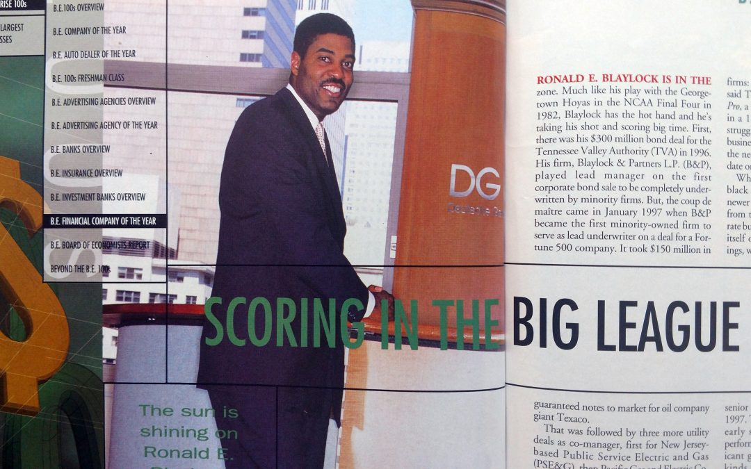 45 Great Moments in Black Business – No. 15: Black Investment Banks and Google's $2.7 Billion IPO