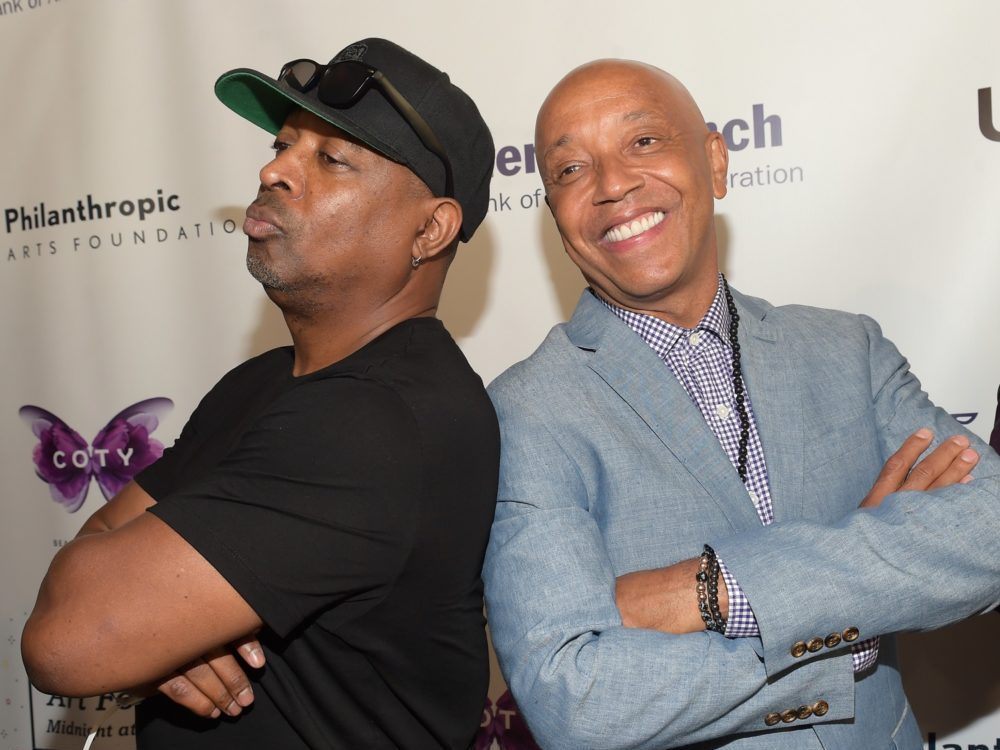 Russell Simmons, Stephen G. Hill, and Bozoma Saint John Talk About the Importance of Saving Kids Through Art [Video]