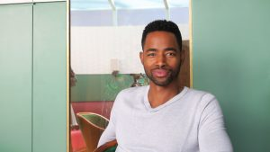 Jay Ellis aka Lawrence from Insecure (Image: Ken Franklin)