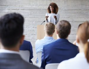4 Ways to Rock Your Business Presentation