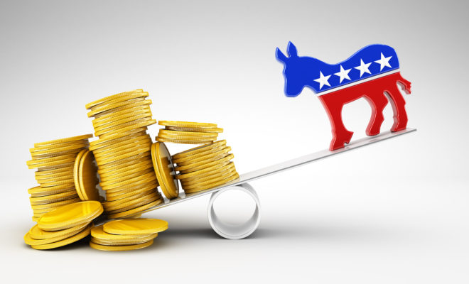 The Democratic Party Widens the Racial Wealth Gap