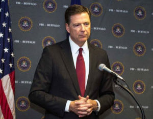 Former FBI Director James Comey Gets Lecture Series at Howard University