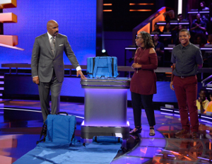 Mompreneur and Son Invent Unique Product and Pitch Steve Harvey