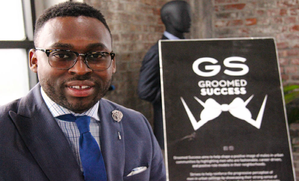 BE Modern Man: Meet 'Mr. Dress For Success' Jeff Lindor