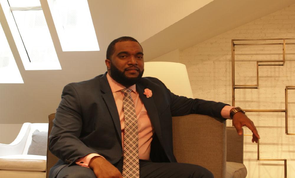 BE Modern Man: Meet 'The Visionary' Brandon Maurice Frame