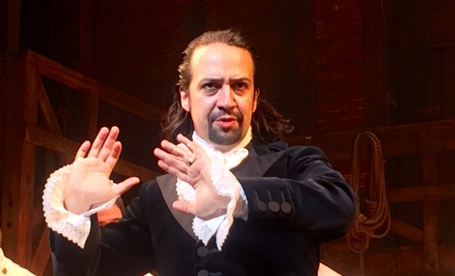 'Hamilton's' Miranda, Music, and Mobile Equals Business Marketing Magic
