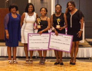 BE Editor Honored By Local Community Org Helping Students Go to College