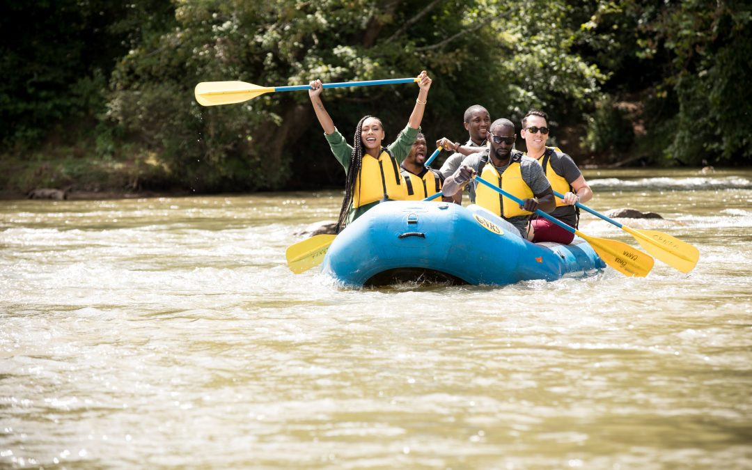 How Floating Down a River With Keri Hilson Taught Me to Appreciate the National Park Service