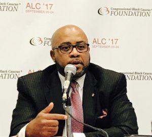 David Albritton, Executive Director of GM Global Product Development Communications, Congressional Black Caucus Annual Legislative Conference (Image: File)