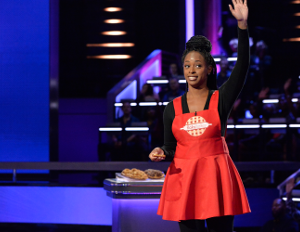Flaky Bakes Founder Lateshia Dowell on Steve Harvey's Funderdome