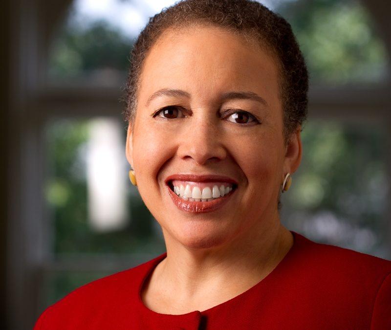 Dr. Beverly Daniel Tatum Speaks on Race and Women of Power