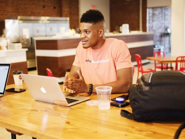 WhoseYourLandlord CEO Ofo Ezeugwu ran an equity crowdfunding campaign on See Invest