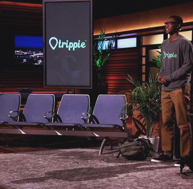 Trippie Founder Ryan Diew Pitches on ABC's Shark Tank