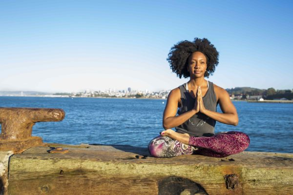 Why This Woman Launched a Yoga Streaming Service For People of Color