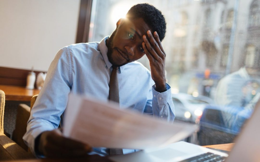 As If We Didn't Have Enough To Deal With, Black Executives Demoted More