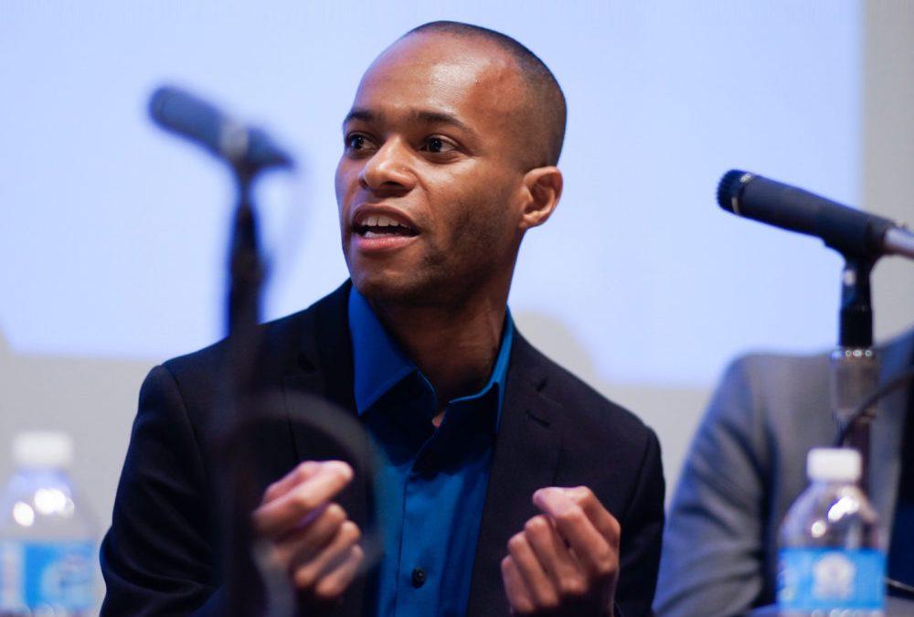 BE Modern Man: Meet 'The Urbanist' Justin Garrett Moore, ACIP