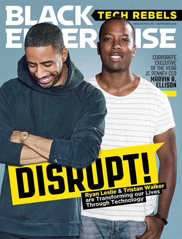 Black Enterprise magazine September 2016 issue