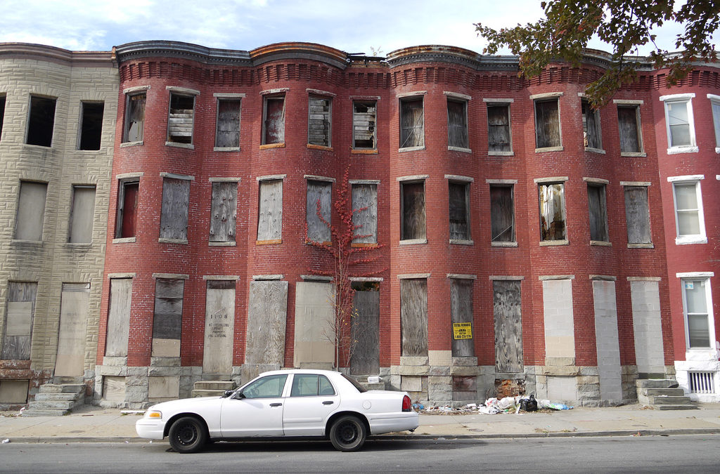 Baltimore May Sell Homes for $1 to Revive Neglected