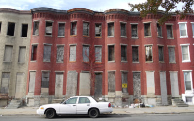 Baltimore May Sell Homes for $1 to Revive Neglected Neighborhoods