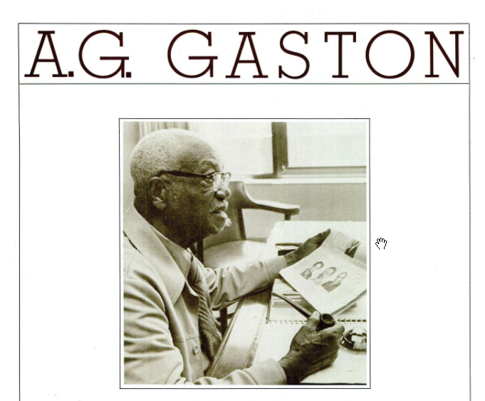 45 Great Moments in Black Business – No. 24: A.G. Gaston Amasses $130 Million Fortune