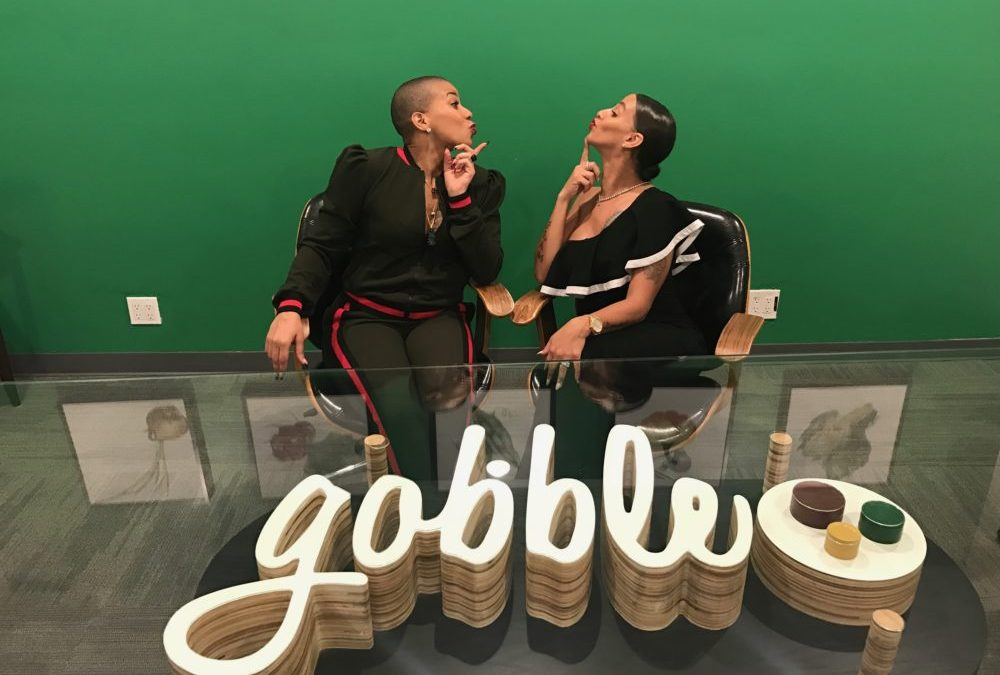 Ne-Yo's Wife, Crystal Smith, Seals Partnership with Delivery Service Gobble