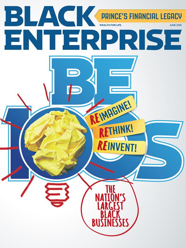 Black Enterprise magazine June 2016 issue