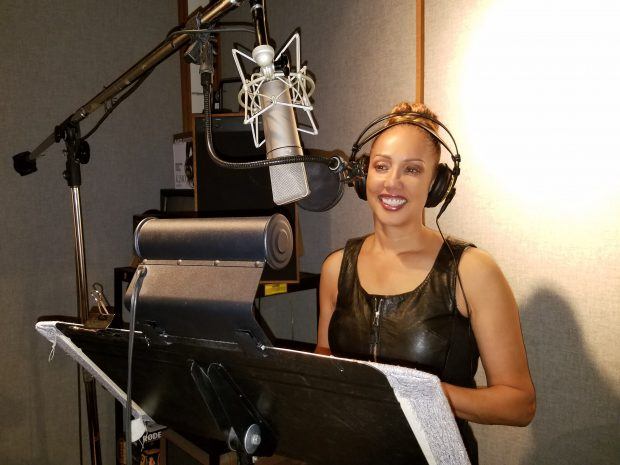 Black Female Voice Actor on How to Break into the Lucrative Voice-Over Business