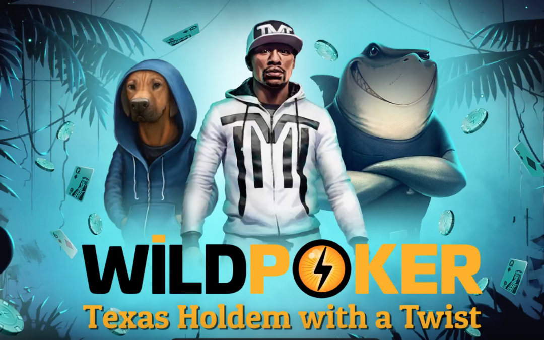 "Floyd Mayweather is New Face of ""Wild Poker"" App"