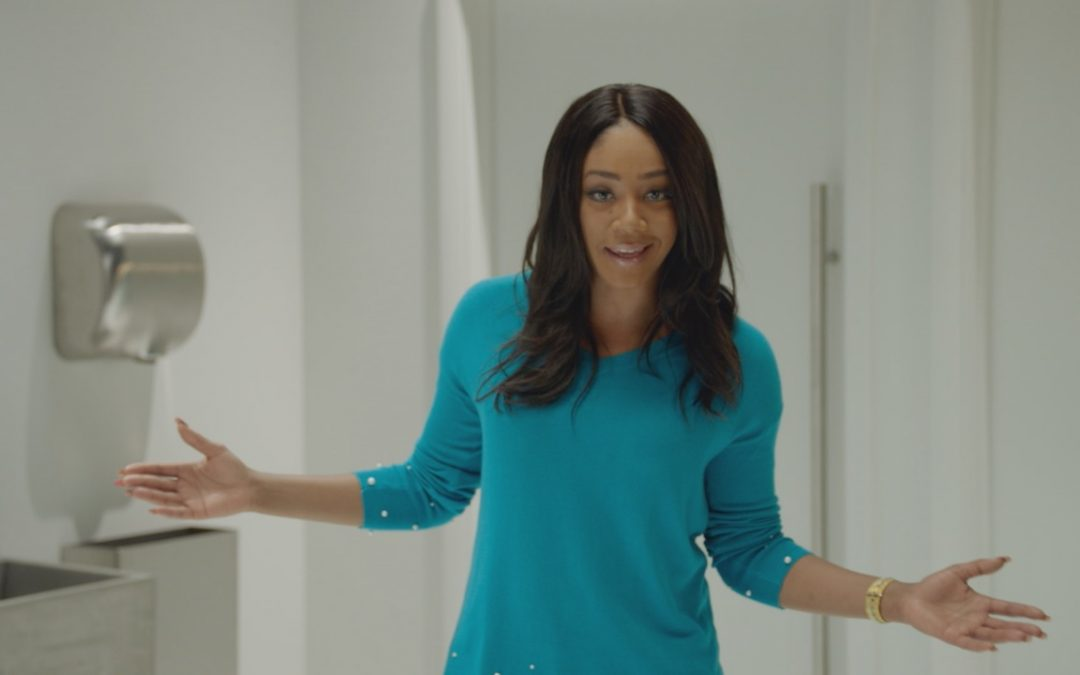 Watch Tiffany Haddish Tell Us How To Stay Healthy This Fall, Like Only She Can