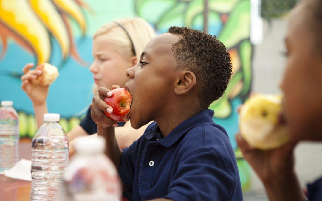 America's Healthiest Schools Combat Childhood Obesity