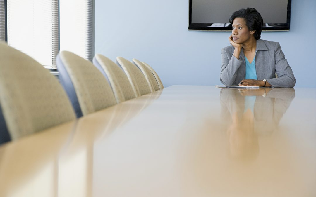 Can A Sista Get Some Help? Black Women Less Supported At Work