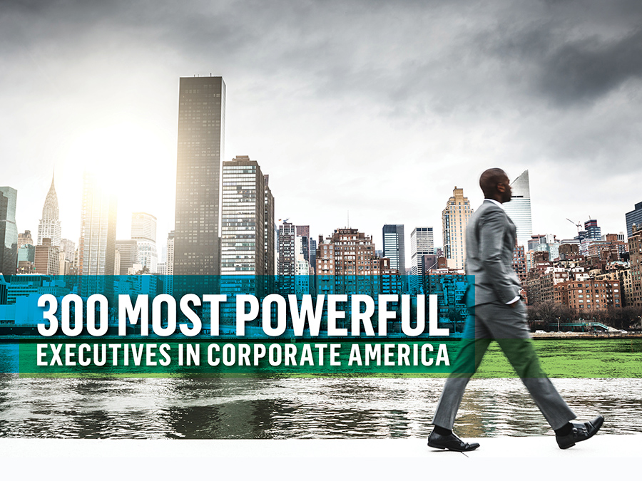 300 Most Powerful Executives in Corporate America