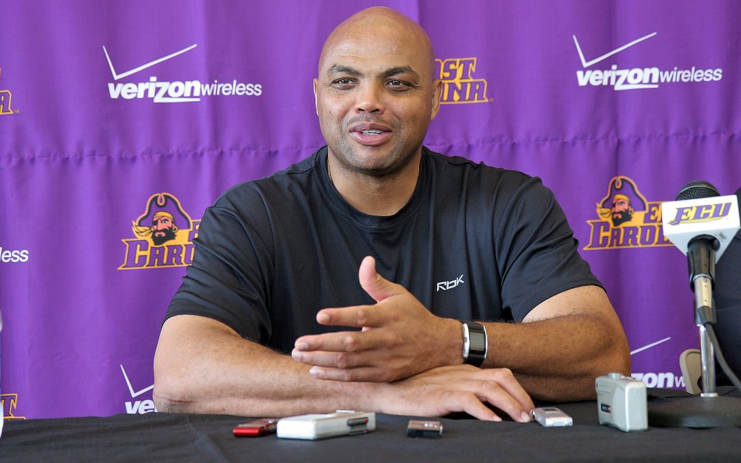 Charles Barkley Pledges $1 Million to Fund Alabama Black Women's Tech Startups
