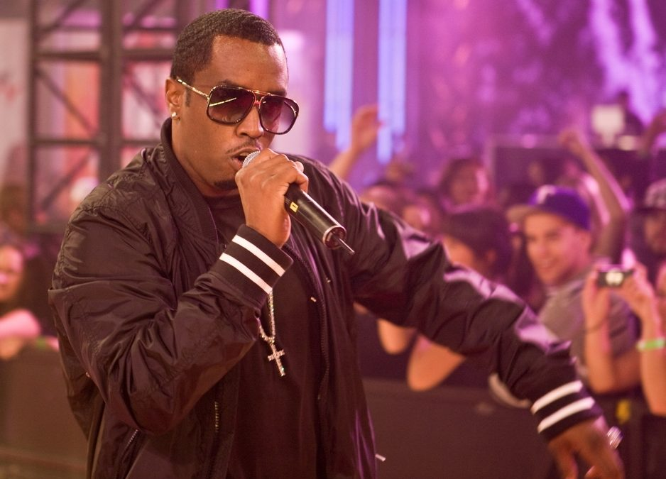 """Diddy Launches New Platform Called """"Black News"""""""
